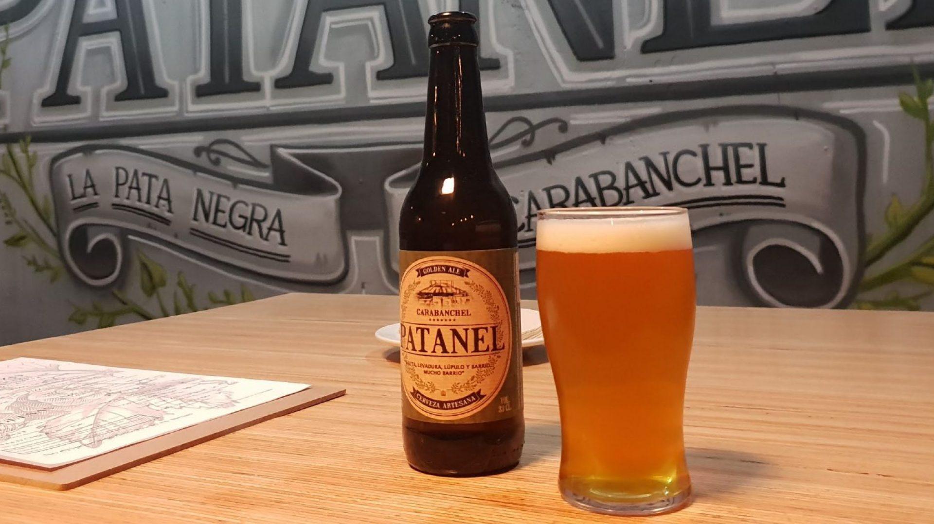 Cervezas Patanel
